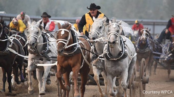 picture of 2019 World Professional Chuckwagon Association: Grande Prairie Stompede