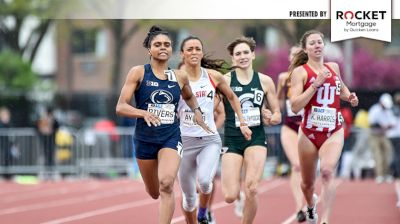 Archive Race + Here's The Deal: Big Ten Outdoors - Danae Rivers Completes 1500m/800m Double