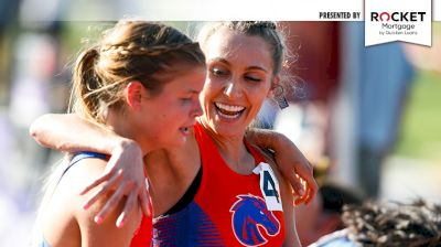 Archive Race + Here's The Deal: Mountain West Outdoors - Fuller & Ostrander 1-2 In 1500m Title Race