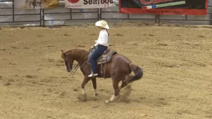 NHSRA Louisiana | May 27 | Reined Cow Horse