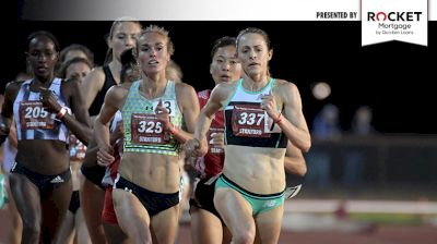Archived Race + Here's The Deal: Payton Jordan Invitational - Jenny Simpson & Rachel Schneider Runs 5K World Standard