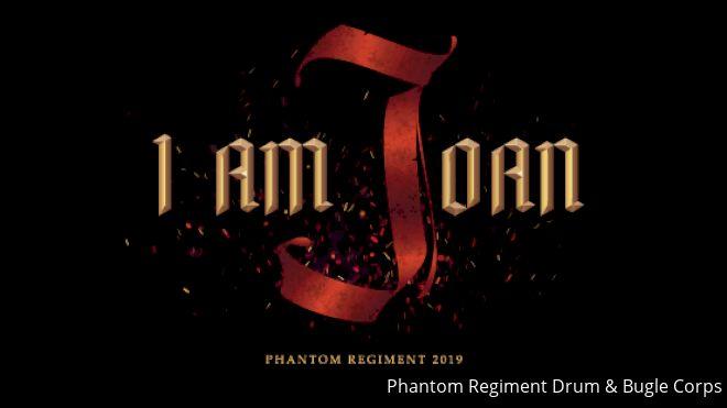 Phantom Regiment Drops Details On 2019 Show