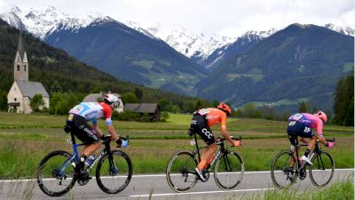 2019 Giro d'Italia Stage 17