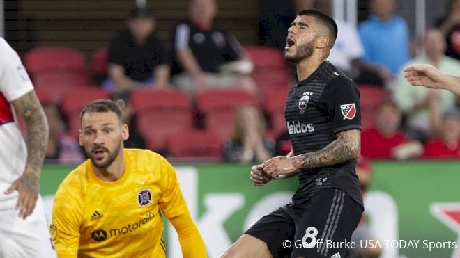 3 Thoughts From D.C. United's Draw Against The Chicago Fire