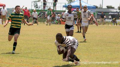 Top Tries Eastern Club Regionals