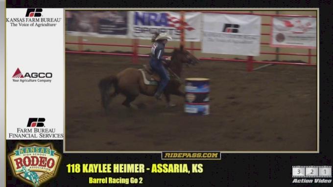 NHSRA Kansas | May 31 | Round 2, Perf 1