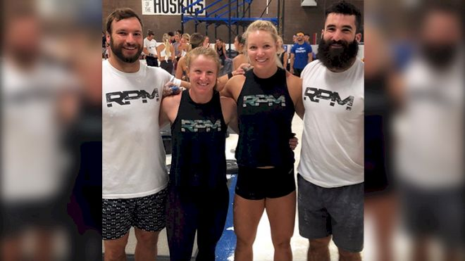 RPM Central Beast Lead Granite Games Team Competition Day 1