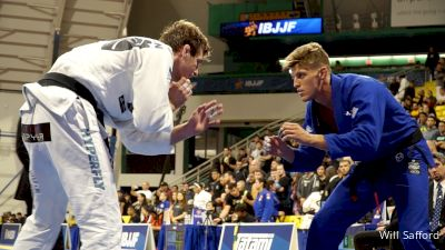 Keenan Cornelius Breaks Down His Epic Match With Nicholas Meregali