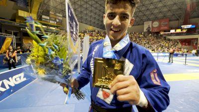 Matheus Gabriel Talks 'Dream Come True' World Title Win