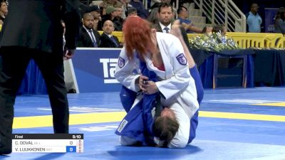 How I Won Worlds: Claudia do Val Breaks Down Finals Submission