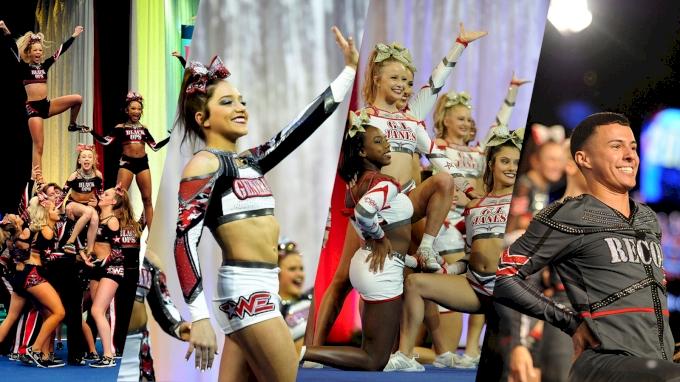 Charitable Rca 2 Piece Cheerleader Uniform Cheerleading Sporting Goods