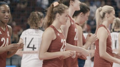 Kelsey Robinson: USA Newcomers Provide 'Breath Of Fresh Air'