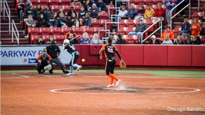 Game 1: Chicago Bandits vs Cleveland Comets