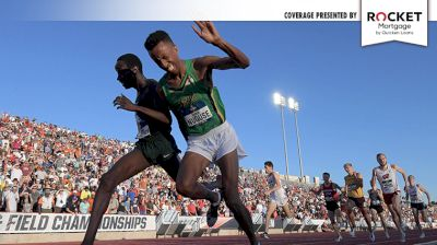 KICK OF THE WEEK: Yared Nuguse Kicks For 1500m NCAA Title