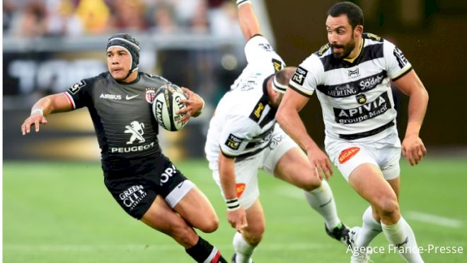 Kolbe Fires Toulouse Into Top 14 Final