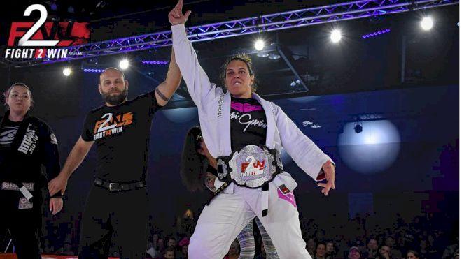 Did Gabi Garcia Just Set A New Record at Fight 2 Win 114?