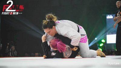Gabi Garcia vs Hillary VanOrnum Fight 2 Win 114