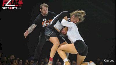 Catherine Perret's Crazy Comeback vs Ffion Davies on Fight 2 Win