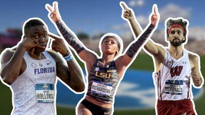 NCAA Outdoor Championships MVP Selection