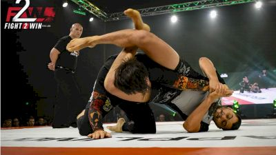 TOP 5: All Black Belt Submissions from Fight 2 Win 114