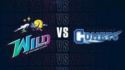 Canadian Wild vs Cleveland Comets   NPF - Game 1   NPF - Jun 12, 2019 at 6:02 PM CDT