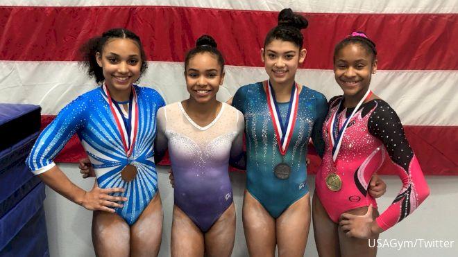 USA's 2019 Junior World Championships Team