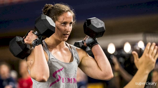 Missy Herman Looks For CrossFit Games Berth At French Throwdown
