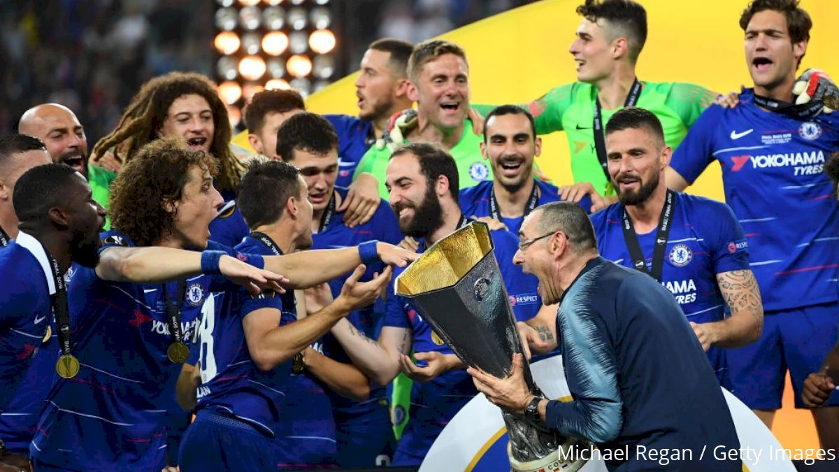 Maurizio Sarri May Not Be Pep Guardiola, But He Could Be Juventus' Answer