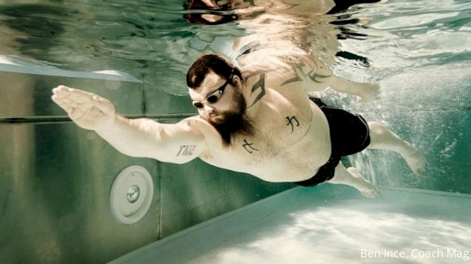 How Mental Is Swimming? Featuring Eddie Hall & Brian Shaw