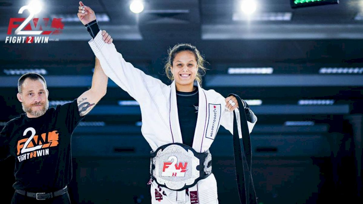 Nathiely's Kneebar Solidifies Her Dominance At Fight 2 Win 115