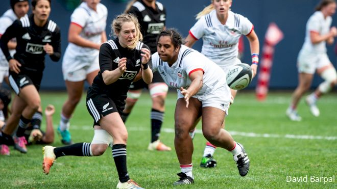 Black Ferns Select Squad For Super Series