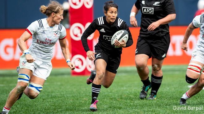 Eagles, Black Ferns Set To Face Off In Super Series
