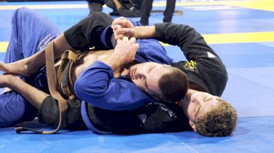 WATCH: Brown Belt Submissions Highlight
