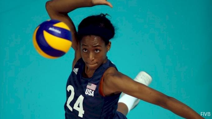 Netherlands vs United States | Women's VNL