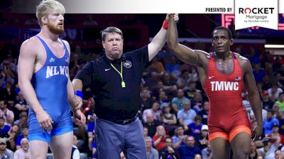Archived Match + Here's The Deal: Final X - Rutgers - J'Den Cox beats Bo Nickal to return to World Team