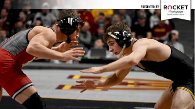 Archived Match + Here's The Deal: Big Ten Championships - Nick Suriano Over Austin DeSanto
