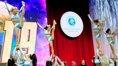 Before They Were Back To Back World Champions: Cheer Extreme SSX