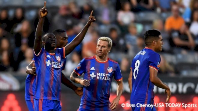Dirty River Derby Could Be The Spark That Gives New Life To FC Cincinnati