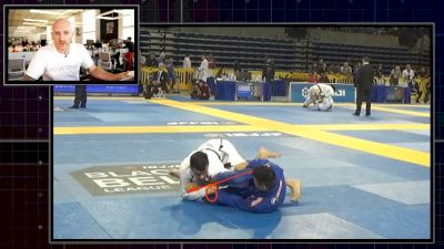 Technique Breakdown: Isaac Doederlein's Nasty Fast Armbar