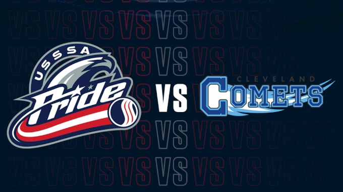 Cleveland Comets vs USSSA Pride
