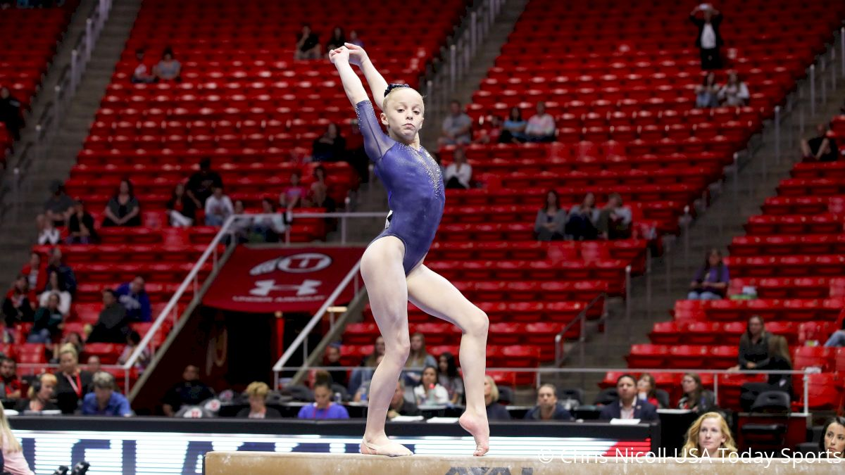 15 Reasons To Put Your Child In Gymnastics