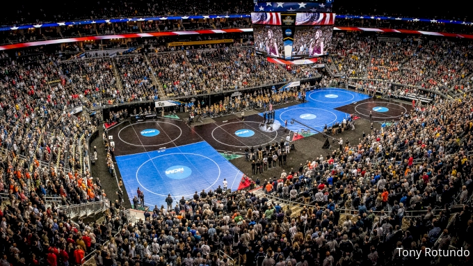 picture of 2020 NCAA Wrestling Championships