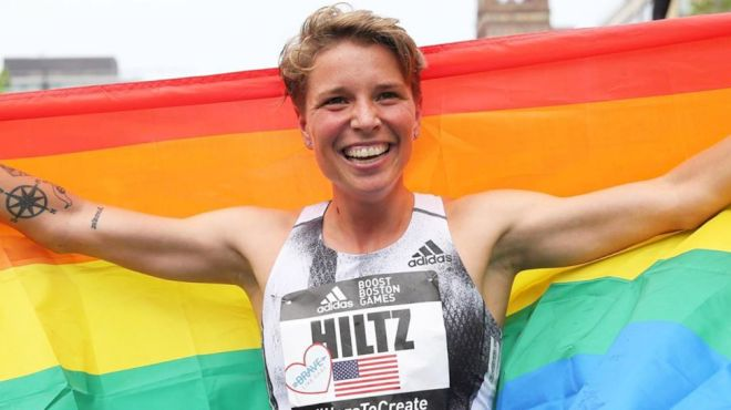 Coming Out Made Nikki Hiltz The Runner She Is Today