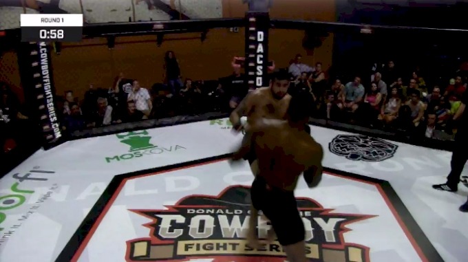 Cowboy Fight Series 2 Full Replay