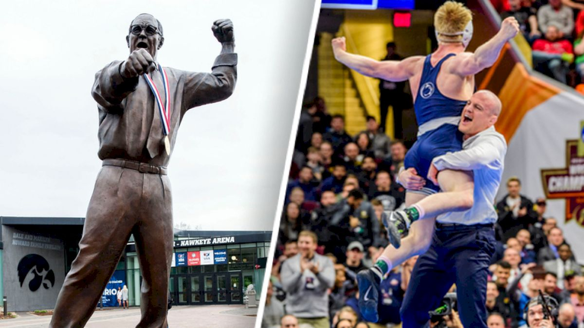 Comparing The Coaching Careers Of Dan Gable And Cael Sanderson