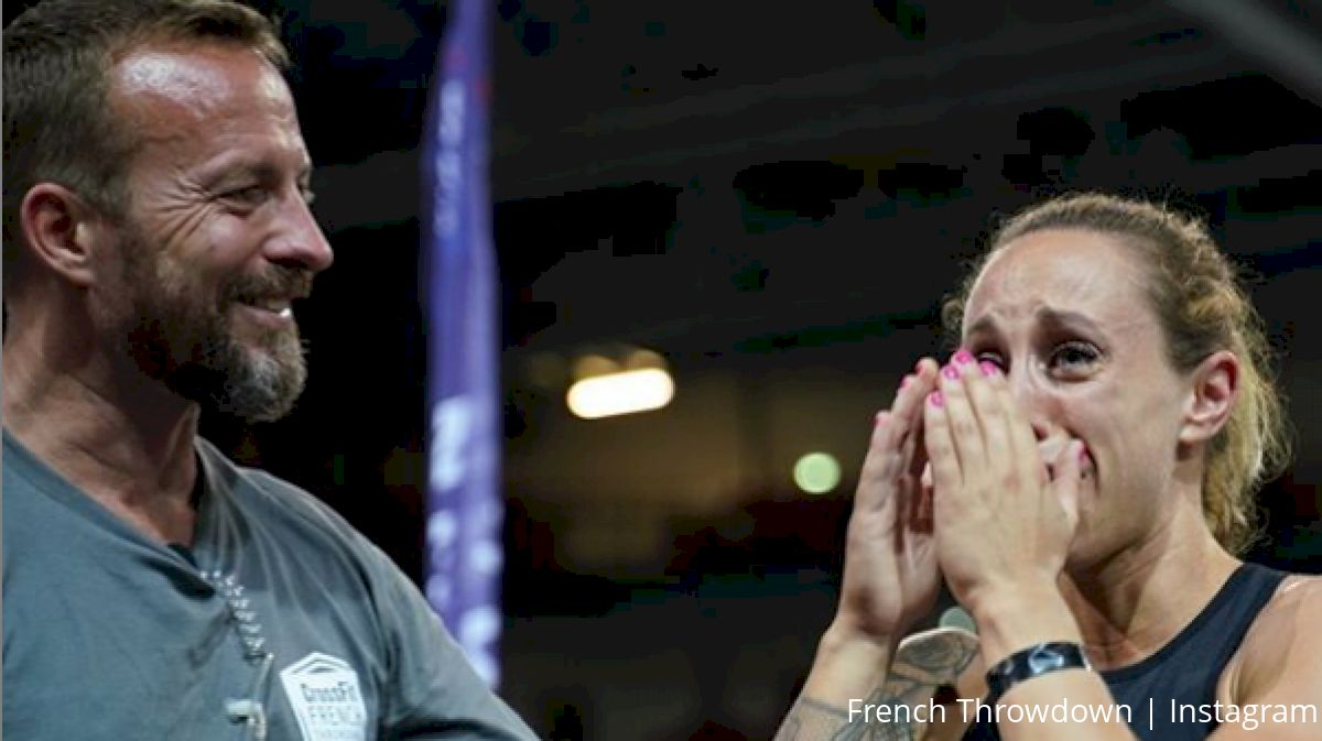 French Throwdown Crowns Winners & Punches Tickets To The CrossFit Games