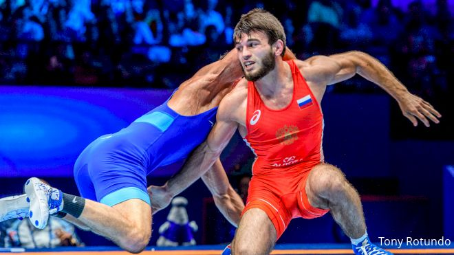 2021 Russian National Medal Matches