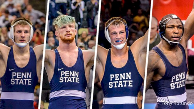 FRL 510 - Who Are The Top 5 Penn State Wrestlers Of All Time?