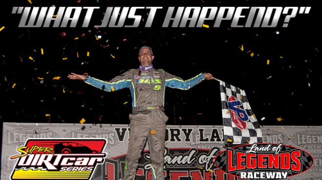 Leaders Wreck on Final Lap, Sheppard Takes Liberty 100 Glory