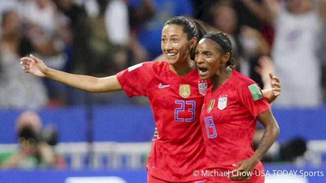 Crystal Dunn: From Last Player Cut To Essential Puzzle Piece For Team USA